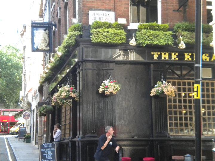 Pub londinense